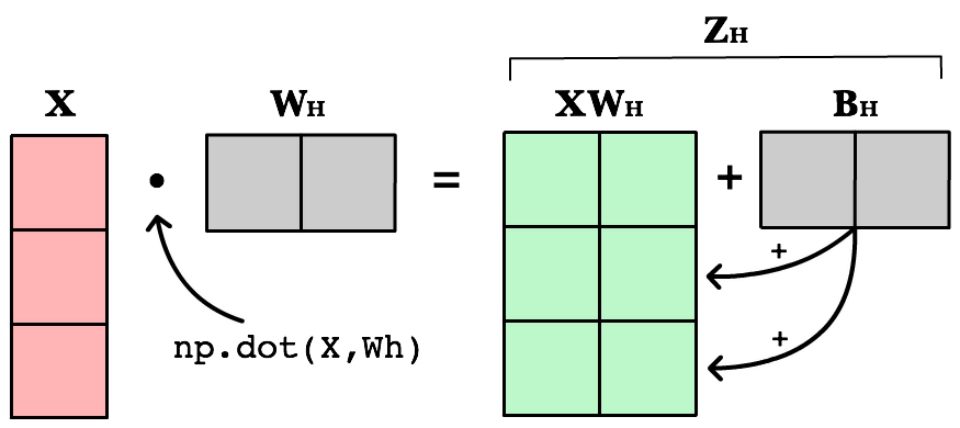 basic code sparse matrix